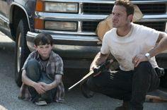 Rick and Carl <3 <3