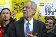 05.23.16 - Austria's Sanders beats its Trump: Green party independent defeats anti-immigrant far-right in presidential election - http://www.salon.com/2016/05/23/austrias_sanders_beats_its_trump_green_party_independent_defeats_anti_immigrant_far_right_in_presidential_election/