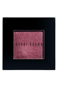 Bobbi Brown Shimmer Blush in Pink Sugar—for sultry-sweet cheeks.