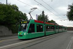 tramway in Riehen