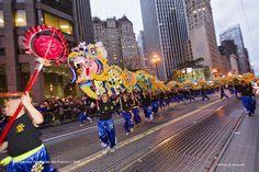 Chinese New Year Parade San Francisco 2014 | Flickr - Photo Sharing!