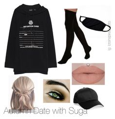"""bts Inspired outfits"" by rachelullmann03 on Polyvore featuring Puma and Acne Studios"