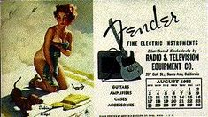 Vintage Guitars Collector - Fender collecting vintage guitars fender, stratocaster, strat, telecaster, tele