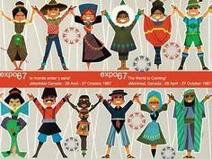 Expo 67 brochure