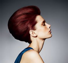 Hair by Chris Williams Styling: Tina Farey Formula: INOA 5.56