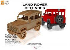 Land Rover Plan Set