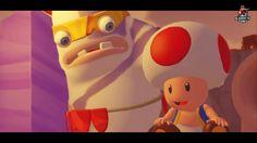 Nintendo Switch, Mario, Held, Dom, Battle, Youtube, Reunions, Adventure, Youtube Movies