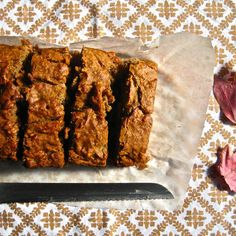 Gluten Free Vegan Avocado Banana Bread | Made Just Right by Earth Balance vegan plantbased