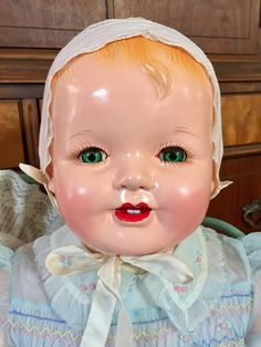 Antique Averill Baby Hendren Composition Doll