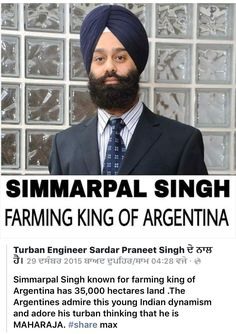 to be a sikh Farm Kings, Gurbani Quotes, Best Places To Live, Proud Of You, Turban, Knowledge, Faith, Reading, India