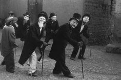 Dance of the Old Men, Peru, 1956  photo byJohn Cohen