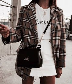 Inspirationsideen Herbst-Winter-Outfits Be Bad … - Die Besten Outfit-Ideen Holiday Outfits, Winter Outfits, Summer Outfits, Casual Outfits, Summer Fashions, Looks Street Style, Looks Style, Look Fashion, Fashion Outfits
