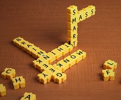 3D Word Game - Cool!