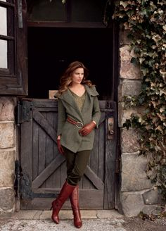 Great fall style, Lauren collection