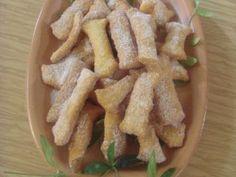 Palitos fritos - Bocaditos de Cielo