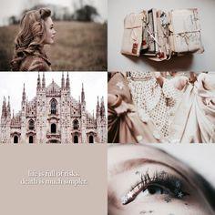 shadowhunters aesthetics: jessamine lovelace [by maradyeries]