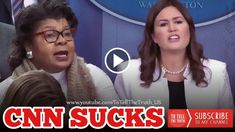 Sarah Sanders Shutdowns CNN Reporter Suggestion That Trumps Criticism Of Dems Is Un-American https://youtu.be/1BweGTaYJwU