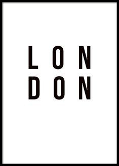 London poster in the group Prints / Maps & cities at Desenio AB London Poster, London Map, Buy Posters Online, Groups Poster, Broken Heart Quotes, Quote Posters, Map Posters, City Maps, Minimalist Poster
