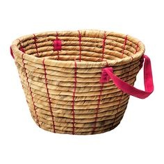 IKEA - RIFFLA, Basket, Each basket is woven by hand and is therefore unique.