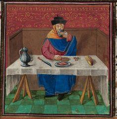 January - Catholic Churc - Heures de Nôtre  Houghton  Library