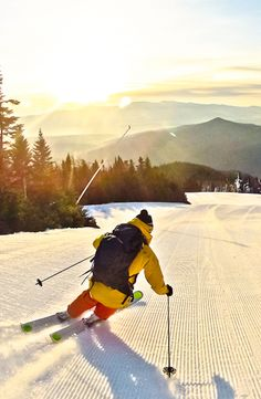 Start planning your next ski trip today! These are some of our favorite ski resorts in North America. America And Canada, North America, Hello Winter, Ski Resorts, Travel Info, Winter Travel, Where To Go, Skiing, Colorado