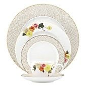 If only they had had this when I got married!!  I love it!!    kate spade new york Waverly Pond Dinnerware