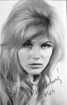 Olga Schoberová 1964