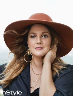 Drew Barrymore was looking for a 'major life change' Drew Barrymore Daughter, Drew Barrymore Style, Drew Barrymore Hair, Barrymore Family, First Daughter, Daughter Love, Daughters, Girls In Love, These Girls