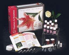 Brand New Perfume Science Kit from Thames and Kosmos Become A Master Perfumer | eBay