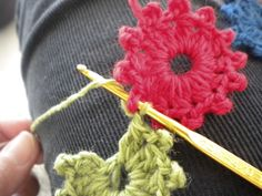 "Harujion Design: Crochet Tutorial / ""Ready for Spring"" Garland. So nice, thanks so for share xox"