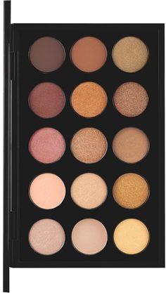 M·A·C 'Warm Neutral Times 15' Eyeshadow Palette ($160 Value)