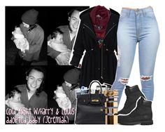 """""""Cold night with Harry and Louis' adopted son (Jeremiah)"""" by mxdnightziam ❤ liked on Polyvore featuring Athleta, Timberland, Boohoo, women's clothing, women's fashion, women, female, woman, misses and juniors"""