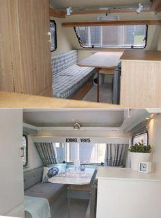 Vorher - Nachher Wohnwagen  #caravan #KIP