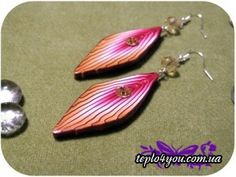 Photo tutorial for shaded feather cane.