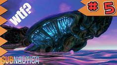 Subnautica Let's Play Ep 5: Reefbacks and Super glitch - My Diamond Skeleton!