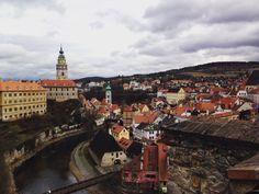 #CeskyKrumlov República Checa