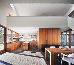 Kitchen in Sagaponack, NY by Christoff:Finio Architecture