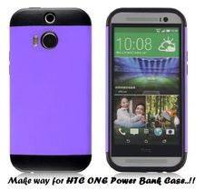 Make way for #HTCONE #PowerBank Case..  This case has arrived at unbelievable discounts.. Rush today at