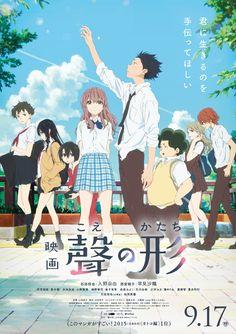 La película de Koe no Katachi obtiene más de 20,000 millones de yenes en la taquilla de Japón.