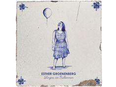 Esther Groenenberg CD cover made bij Geertje Aalders