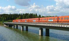 Helsinki Metro bridge - Helsinki – Wikipedia, wolna encyklopedia