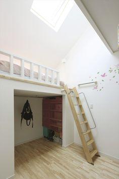 ロフトベッド・キッズルーム/ジャストの家