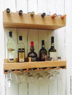 Стеллажи для хранения винных бутылок. Хранение вина