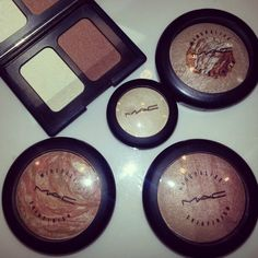 Bronze Goddess, love me some bronzing products!