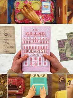 The imagined worlds of Wes Anderson.