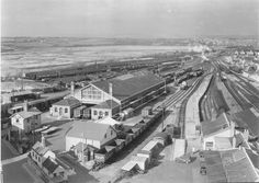 Weymouth Station, Dorset, U. Weymouth Harbour, Weymouth Dorset, Old Pictures, Old Photos, Weymouth England, Disused Stations, Southern Railways, British Rail, Great Britain