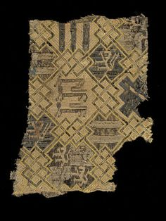 Woven silk  Place of origin: Spain (probably, made)  Date: about 1200-1400 (made)  Artist/Maker: Unknown (production)  Materials and Techniques: Woven silk