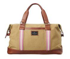 Duffle Bag Weekender Carmel Pink