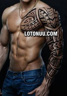 samoan-body-Tattoo32.jpg 349×500 pixels #polynesiantattoossleeve