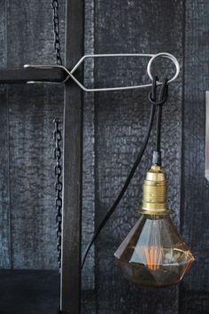 Steel Clip On Light Fitting Hanger